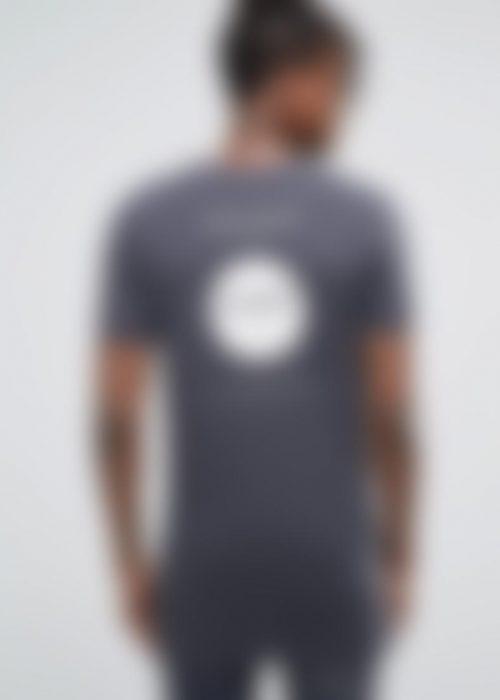 Longline Muscle T-Shirt
