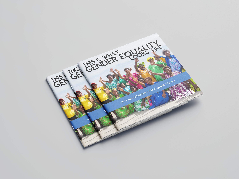UN Women Booklets